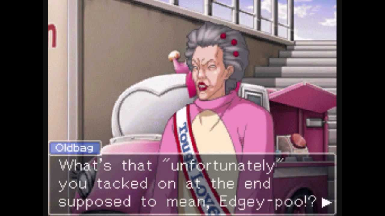 Ace Attorney Investigations Miles Edgeworth Ep 3 Part 10