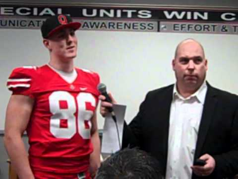 TheBuckeyeTimes.com: Ohio State signing day with tight end Jeff Heuerman