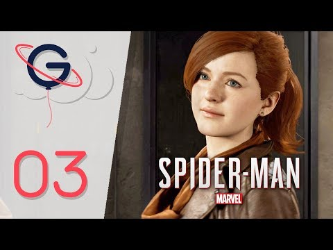 SPIDER-MAN PS4 FR #3 : Mary Jane s'infiltre