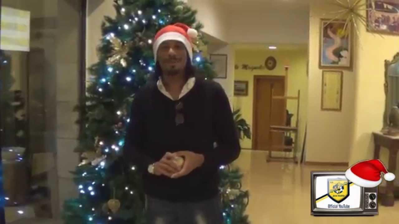 Auguri Di Buon Natale Juve.Auguri Di Buon Natale E Felice 2015 Dalla Juve Stabia Youtube