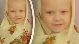 Павловопосадские платки. Детский проект. Видео презентация