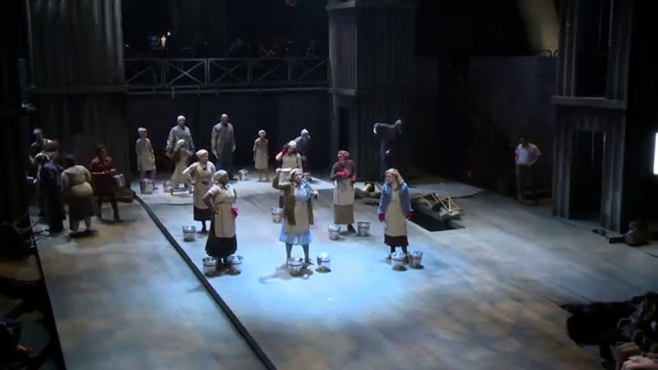 Les Misérables Highlights at Dallas Theater Center