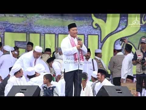 Hidayat Nur Wahid | Orasi & Tausyiah | Aksi Reuni 212