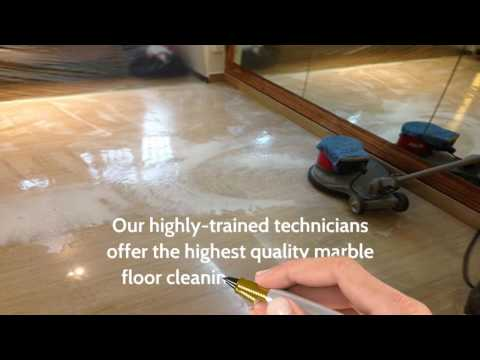 Goldstar Cleaning Services - Marble Flooring Cleaning & Polishing