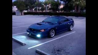 2004 Mustang GT HID fogs