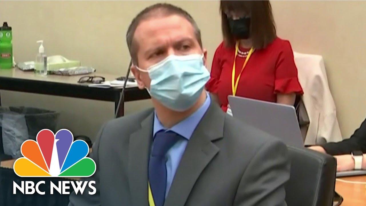 Verdict Reached In Derek Chauvin Trial, Minnesota Declares State Of Emergency | NBC News