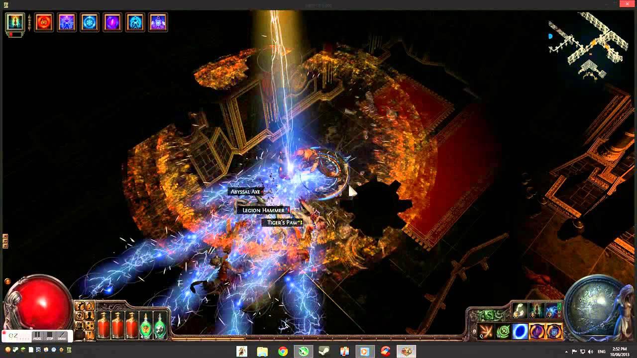 Templar   Lightning Strike Build