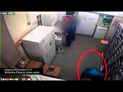 Operation Roxburg - Sentencing of Victorino Chua