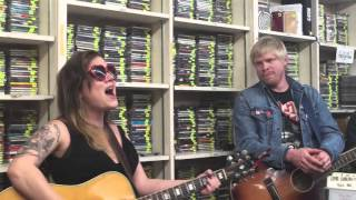 Lydia Loveless 12/5/15 Arkansas Record-CD Exchange-Little Rock, AR HHO15