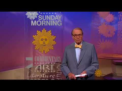 Charles Osgood Signs Off CBS Sunday Morning