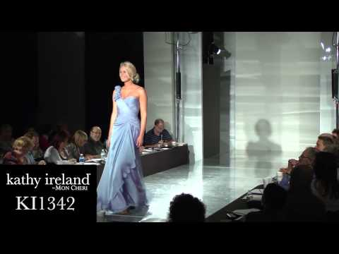 Kathy Ireland Social Occasion Collection Spring 2013 Runway