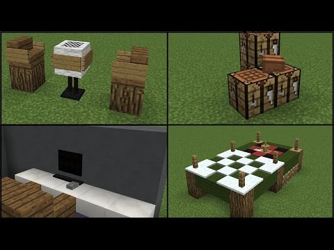Minecraft: Armour Stands Building Tricks And Tips!