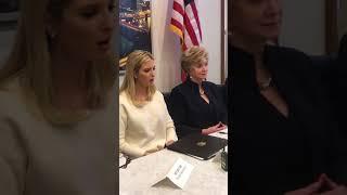 Ivanka Trump Visits Mt. Lebanon for SBA Discussion
