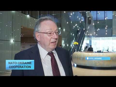 NATO rep Mark Laity on NATO-Ukraine cooperation