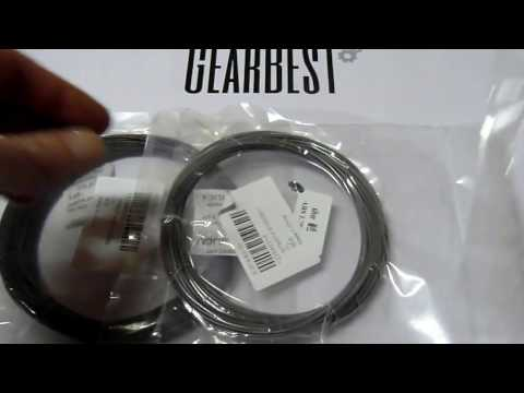 Gearbest - ABS Filament 1,75mm - Unboxing