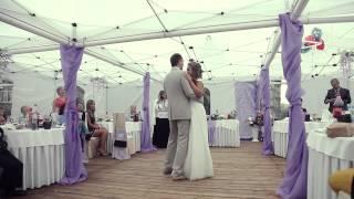 Свадьба в шатре на площадке Репинская