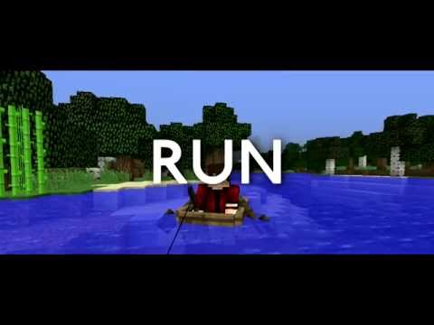 Galantis - No Money (Video Lyrics) Minecraft Version.