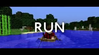 Galantis - No Money (Video Lyrics) Minecraft Version.