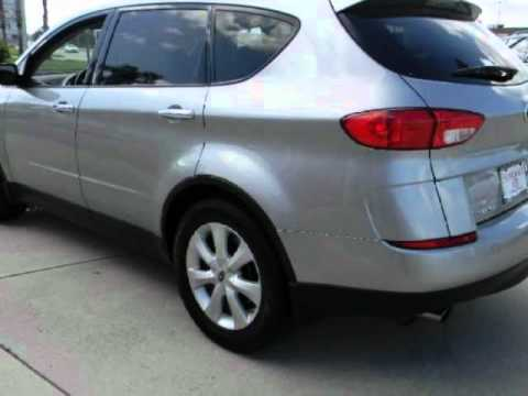 2006 Subaru B9 Tribeca Awd Suv Leather Sunroof Clean