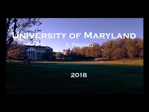 University of Maryland Campus Promo || Campus Tour
