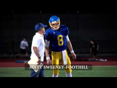 Coach of the Week - Matt Sweeney - Foothill