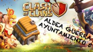Emplumaitor 049 - Diseño de Aldea de Guerra Ayuntamiento 5 - Sucos Clash of Clans
