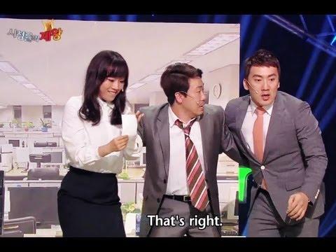 The King of Ratings   시청률의 제왕 (Gag Concert / 2013.06.15)