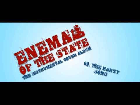 The party song - Blink 182 Enema of the state instrumental cover album