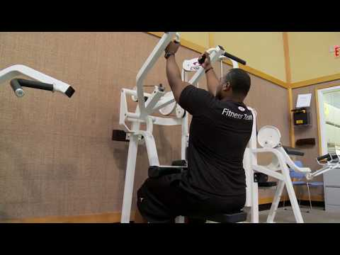 Proper Form For Lat Pulldowns