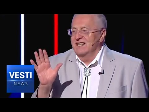 Zhirinovsky: Armed Conflict With America is Inevitable! The Reign of the Eternal Anglo is Over!