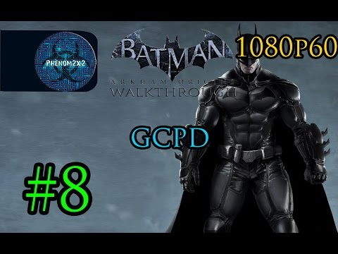 Batman: Arkham Origins Walkthrough - GCPD