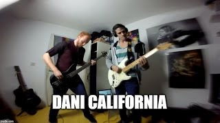 Dani California - Red Hot Chili Peppers (Guitar Cover & Bass Cover)