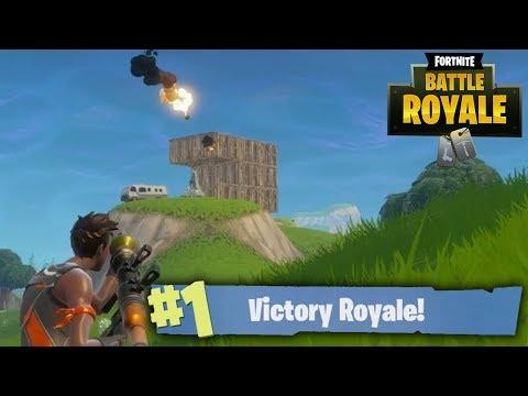 HET IS ONMOGELIJK OM HIER TE BOUWEN! - Fortnite: Battle Royale DUO's (#43)
