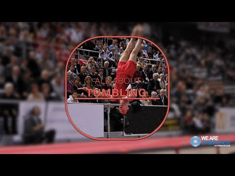 All About Tumbling - We Are Gymnastics!