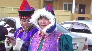 Сагаалган - 2019. Поздравительное видео ГУК «ЗКБ им. Ц.Жамцарано»