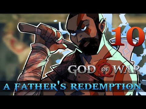 [10] A Father's Redemption (Let's Play God of War [2018] w/ GaLm)