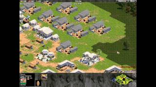 Enemies of Rome. mission 3. Spartacus. Age of Empires. Hardest