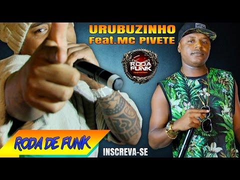 MC Urubuzinho - Feat. MC Pivete :: Um vídeo histórico ao vivo na Roda de Funk ::