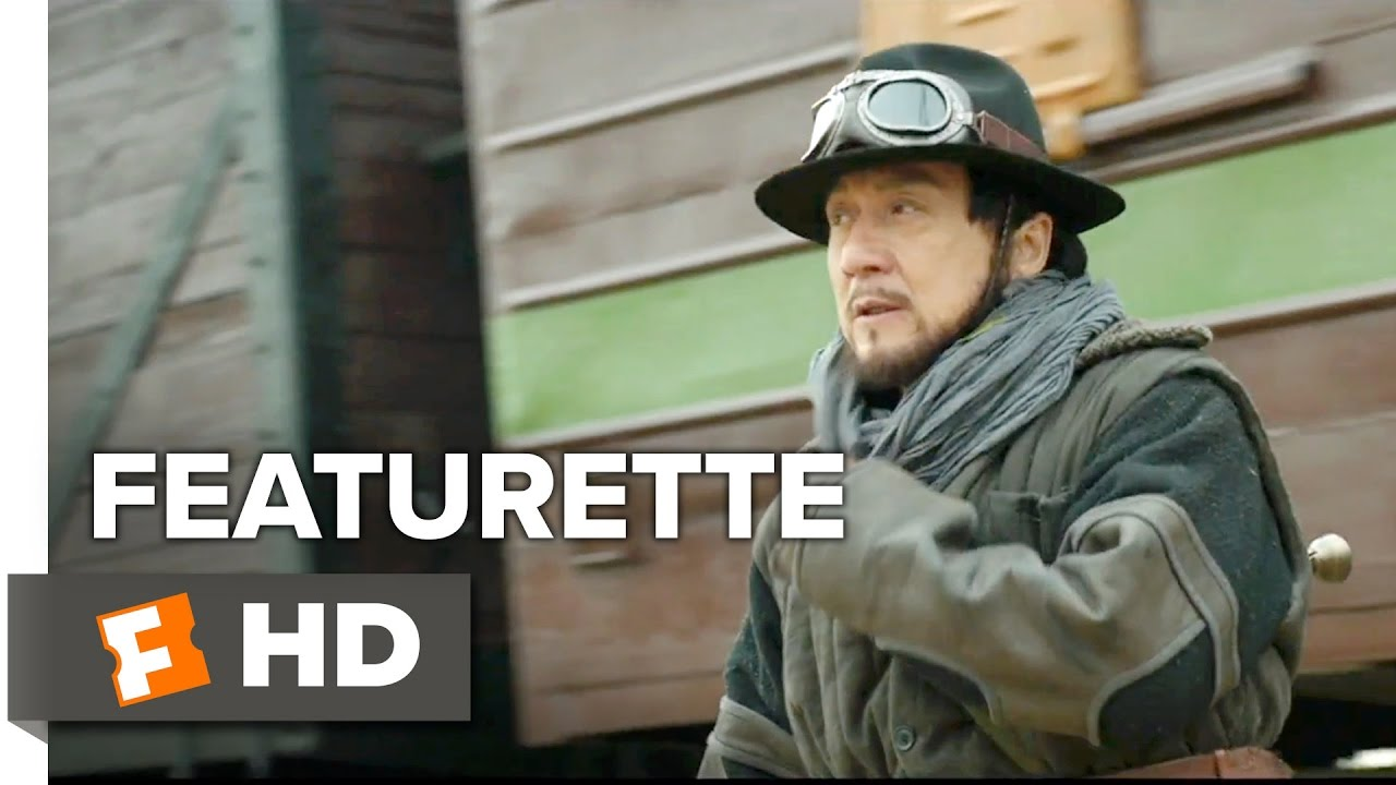 Download Railroad Tigers Featurette - Behind the Scenes (2017) - Jackie Chan Movie