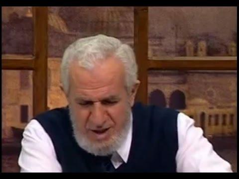 Cuma Sohbetleri 1 - Dinimi Öğreniyorum Hayat Dersleri - Prof. Dr. Cevat Akşit