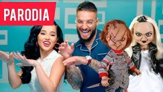 Becky G, Maluma - La Respuesta (Official Video) - Parodia EddieMew