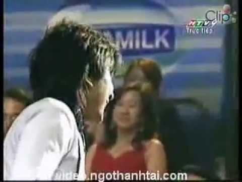 Đan Trường Nam ca sĩ được yêu thích nhất HTV awards 2008