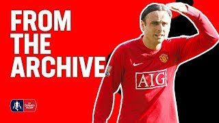 Scholes and Berbatov Goals See Off Spurs! | Man Utd 2-1 Spurs 2009 | From The Archive