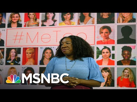 MeToo Founder Tarana Burke: 'Voting Is One Of The Last Things We Have Control Of In This Country'