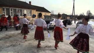 танец Прощай Масленица исполняет ансамбль Богородушки