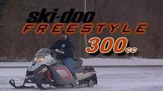 Buying a 2006 Ski-Doo Freestyle 300