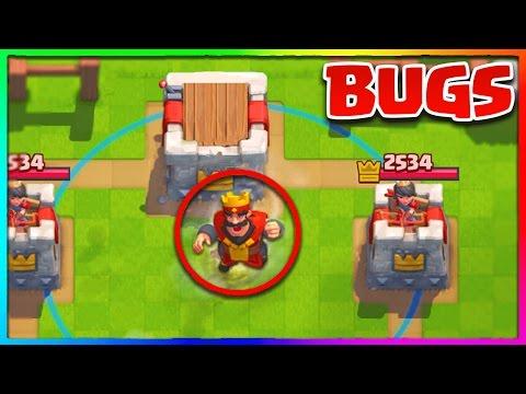 5 CLASH ROYALE BUGS, die du NICHT KENNST!!   CR Glitch + Bug TOP 5   Clash Royale deutsch