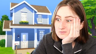 Is it possible to build a tiny house for 8 Sims?
