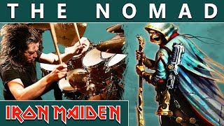IRON MAIDEN - The Nomad - Drum Cover #76