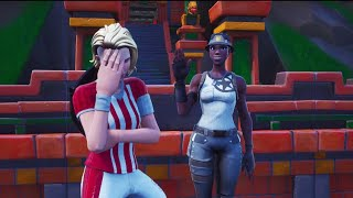 So I challenged a RECON EXPERT for his account...he cried (Rarest Fortnite Skin)